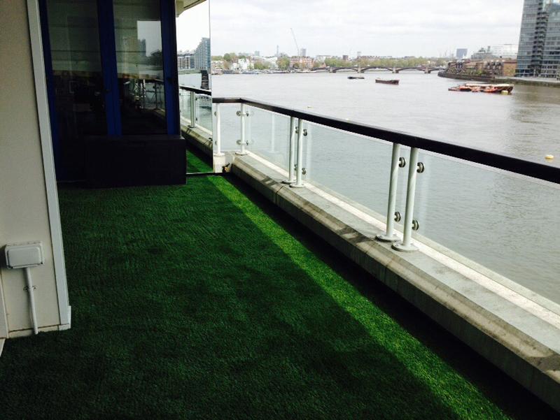 ARTIFICIAL GRASS FOR BALCONIES /& TERRACES